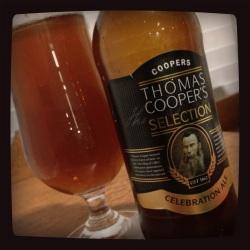Cooper's Celebration Ale