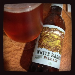 White Rabbit Pale Ale