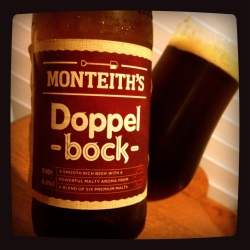 Monteith's Brewing Co. - Doppelbock