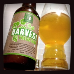 Bridge Road Brewers - The Harvest Fresh Hop Ale 2014