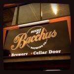 Bacchus Brewery Cellar Door