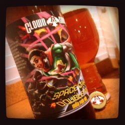 Clown Shoes – Space Cake Double IPA