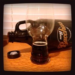 Bacchus Brewing Co – Lamington Dark Ale