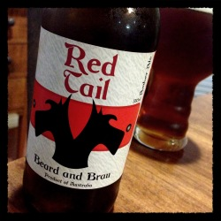 Beard and Brau - Red Tail