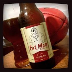 Scenic Rim Brewery - Fat Man Maroon Ale