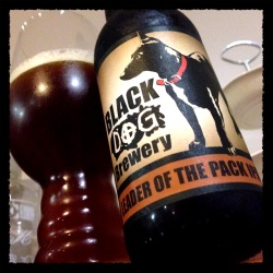 Black Dog Brewery - Leader of the Pack IPA