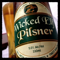 The Little Brewing Co - Wicked Elf Pilsner