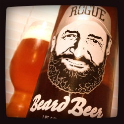 Rogue Ales - Beard Beer