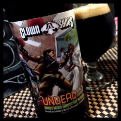 Clown Shoes – Undead Party Crasher Imperial Stout
