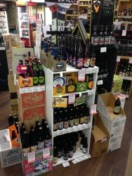 Part of The Vine's range of Craft Beer