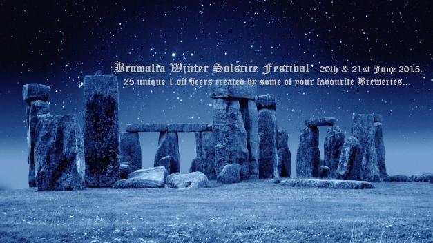 Brumalia Winter Solstice Beer Festival